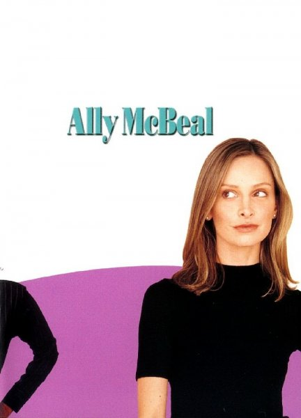 Ally McBeal poster