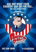 American Dad! poster