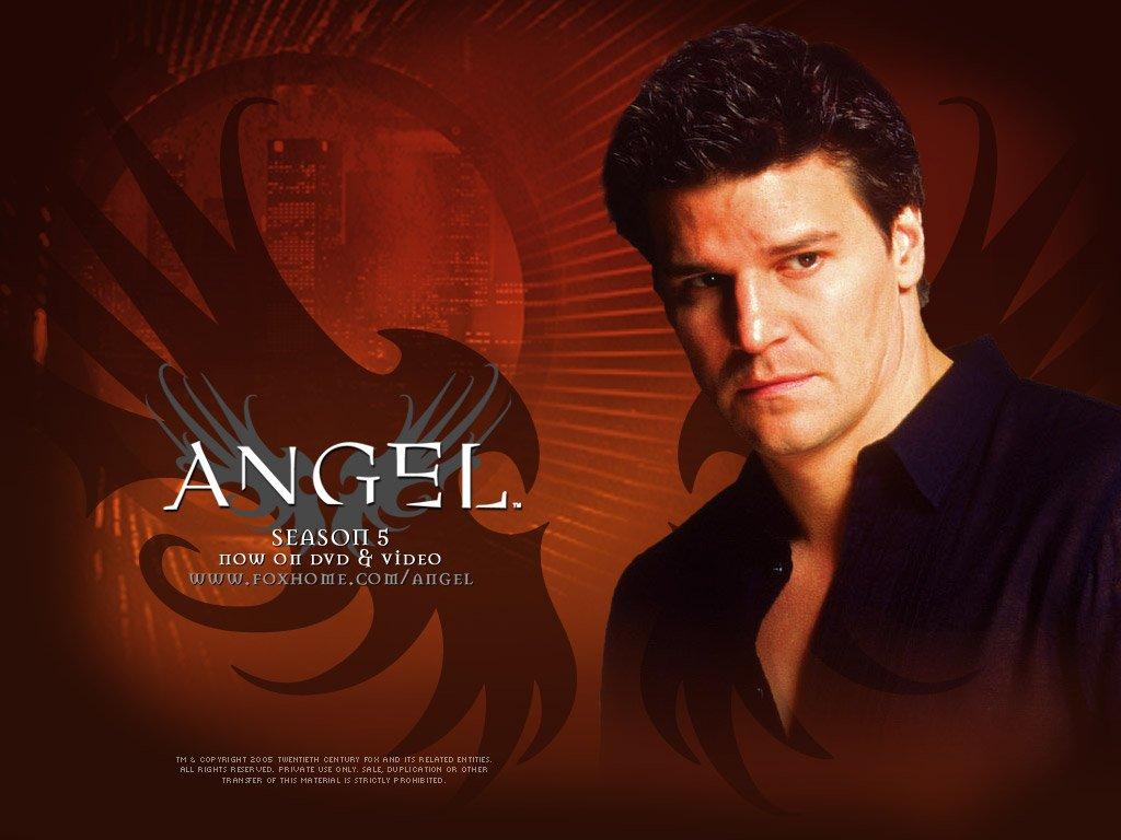 Angel (1999) poster - TVPoster.net