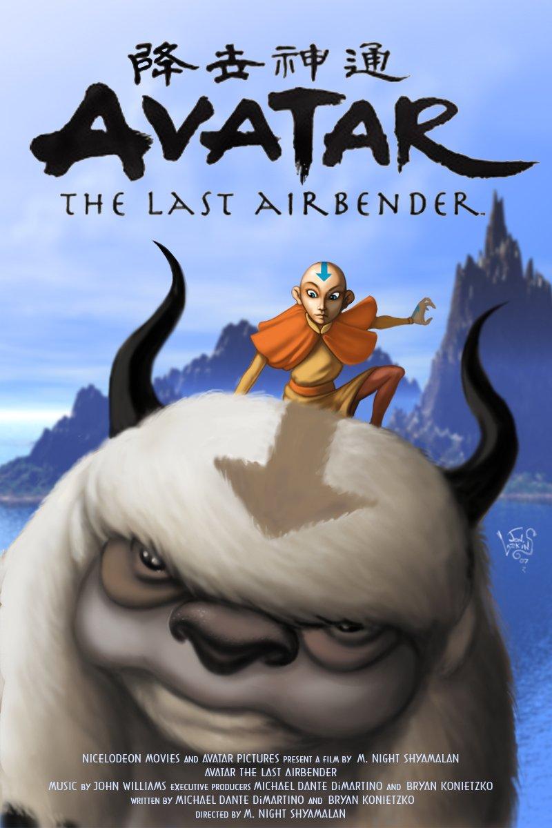 Avatar: The Last Airbender (2005) poster - TVPoster.net: www.tvposter.net/poster-2223.html