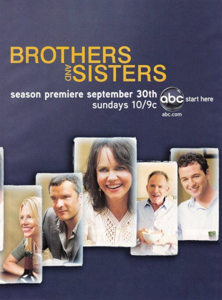 Brothers & Sisters poster