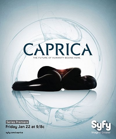 Caprica poster