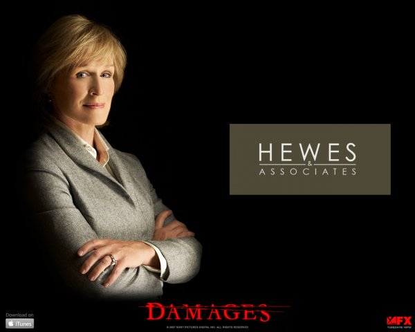 Damages poster