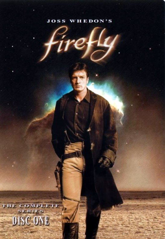Firefly tv poster - photo#6