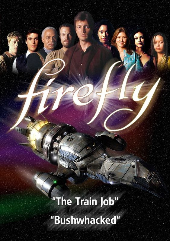 Firefly tv poster - photo#9