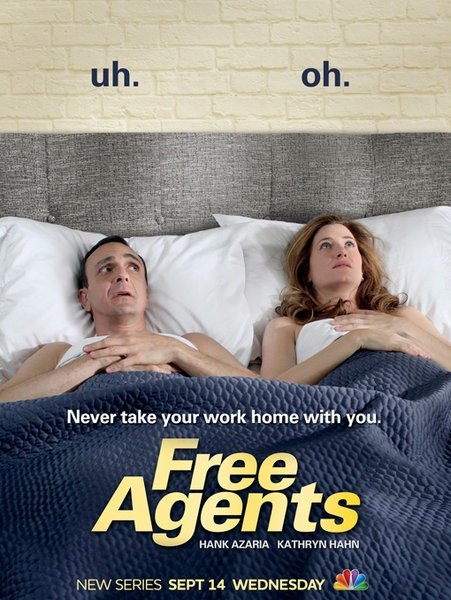 Free Agents poster