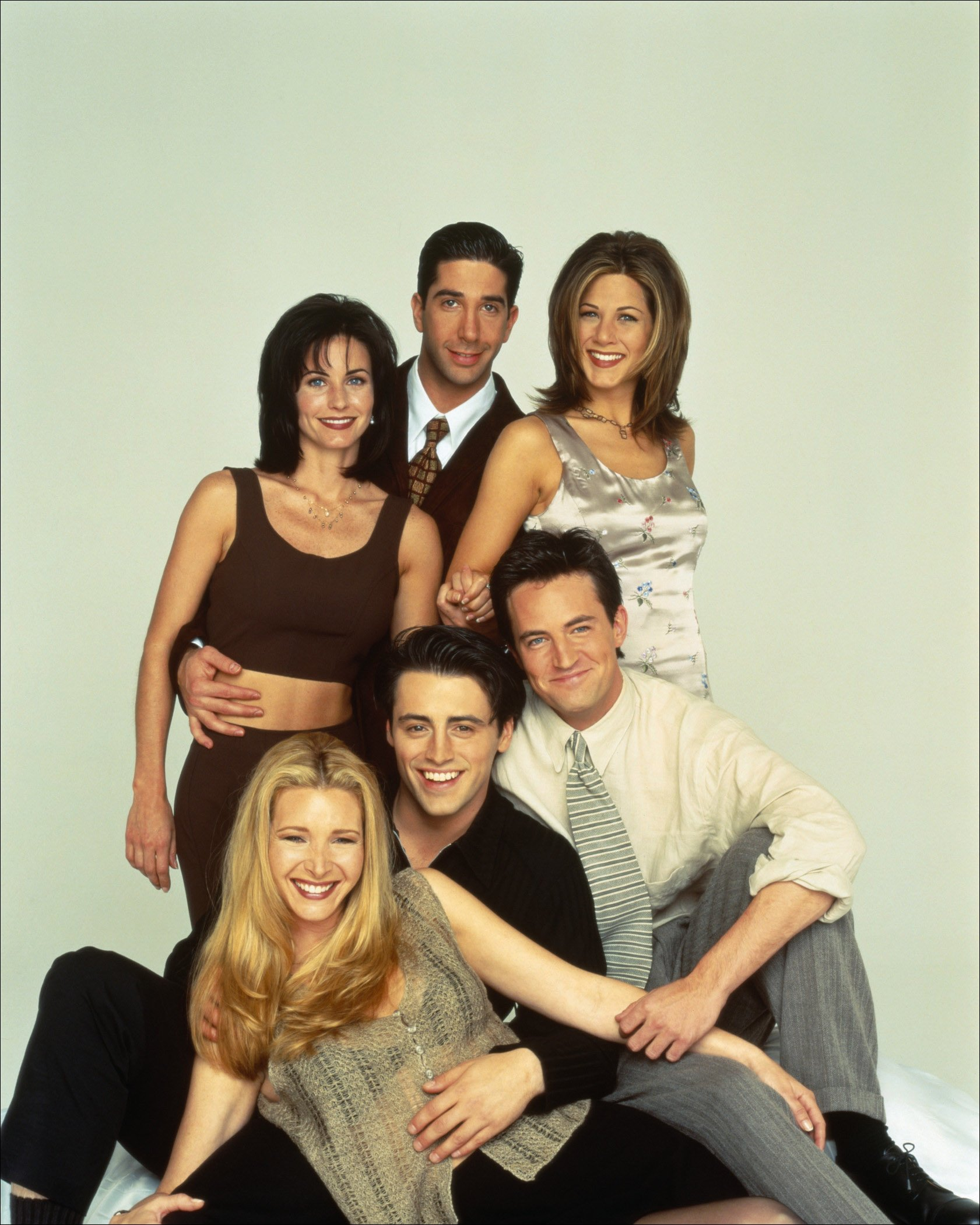 Friends (1994) Poster