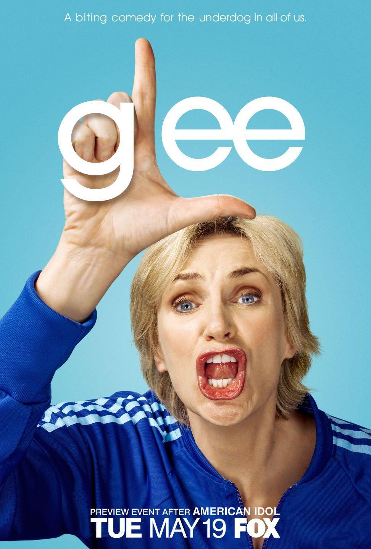GLEE (2009) poster - TVPoster.net