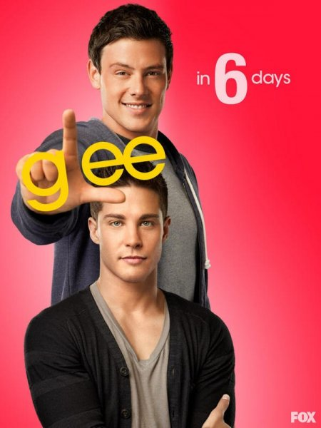 Glee poster