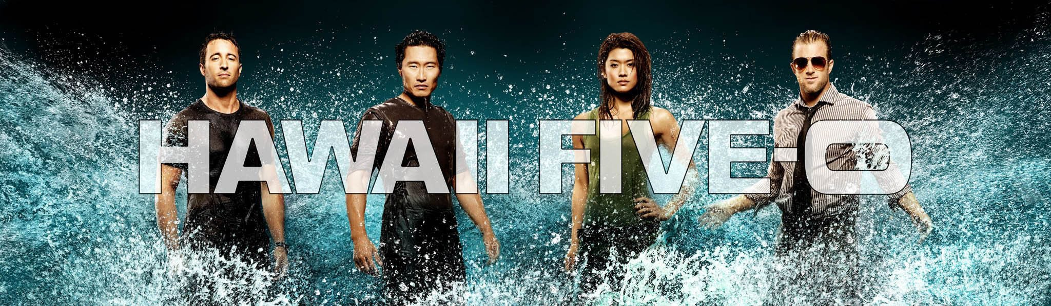 Hawaii Five-0 TV Series 2010