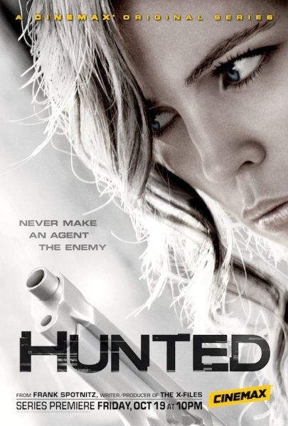 Hunted poster