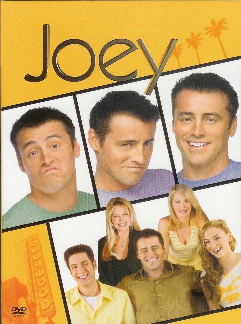 Joey (2004) poster - TVPoster.net