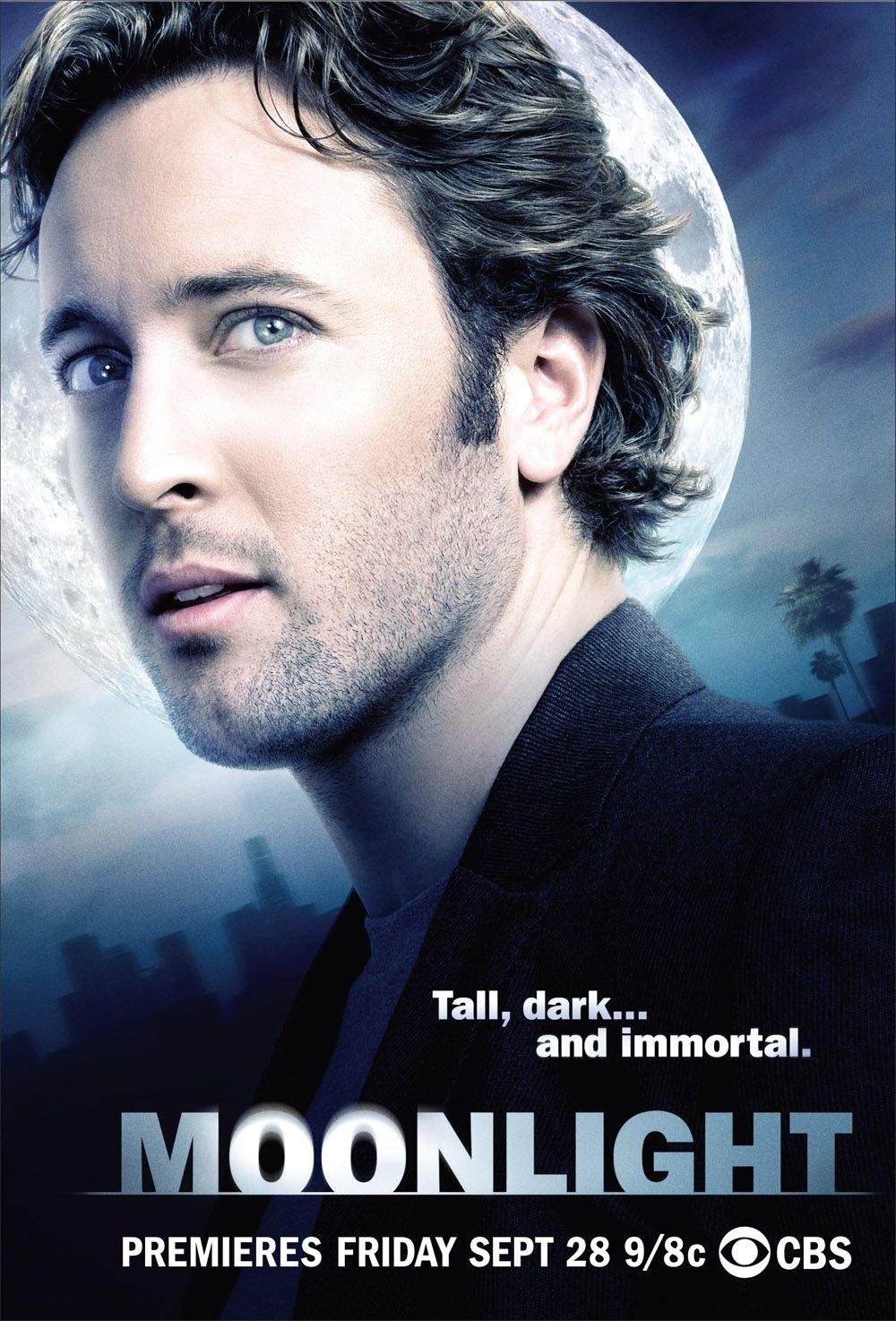 Moonlight 2007 poster for Moonlight serie