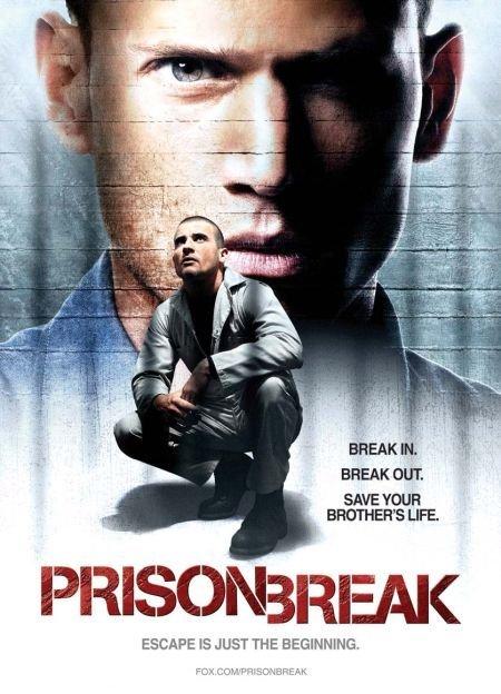 الحلقة المسلسل الامريكي المثيرPrison Break4