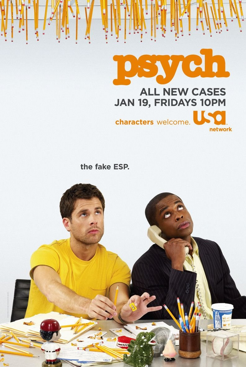 an analysis of the television series psych Hannibal: the tv show that went too far the us tv series based on thomas harris's novels about the cannibalistic psychiatrist was among the most acclaimed by critics in years so why didn't .