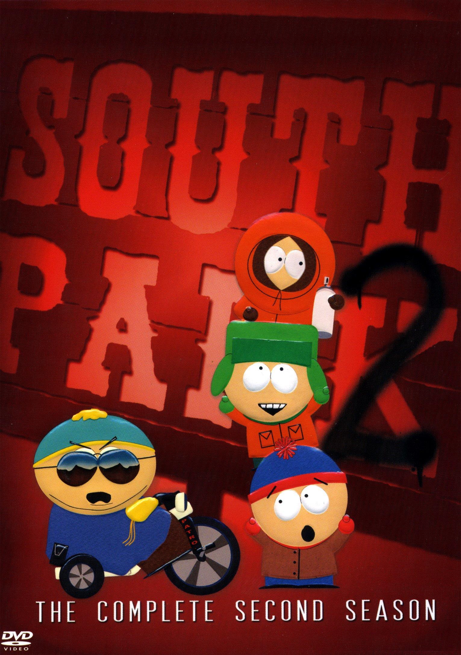 южный парк 20 сезон