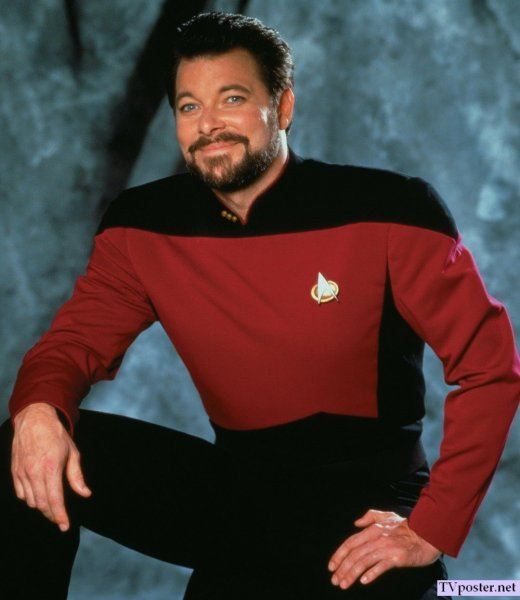 William Riker Star Trek Next Generation