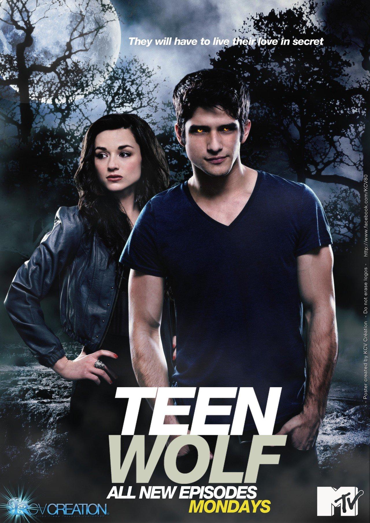 Teen Wolf (2011) poster - TVPoster.net