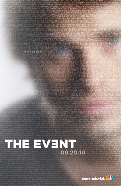 The Event poster