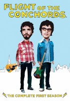 The Flight of the Conchords poster
