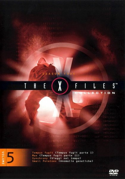The X Files poster